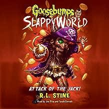 Attack of the Jack: Goosebumps Slappyworld, Book 2