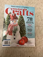 Better homes and garden holiday crafts magazine 2019 78 festive projects