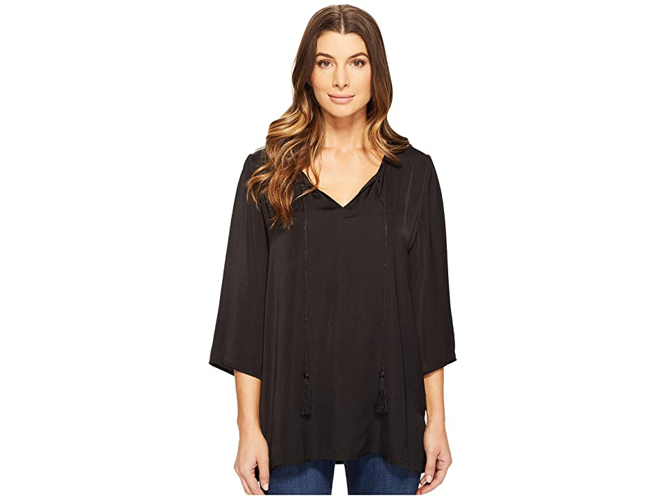 Tart Emilia Tunic (Black) Women's Clothing