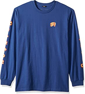 Brixton Men's Primo Long Sleeve Standard Fit Tee