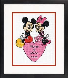 baby minnie mouse cross stitch pattern