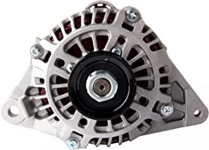 SCITOO Alternators 13787 fit Mitsubishi Mirage 1.8L 1998-2002 Lancer 2.0L 2002-2004 90A/12V CW MD317862