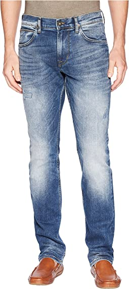 Hudson - Blake Slim Straight Zip in Warp Speed