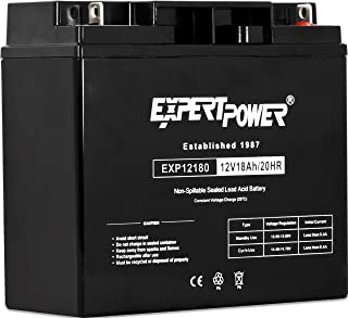 ride on mower battery 12v 18ah