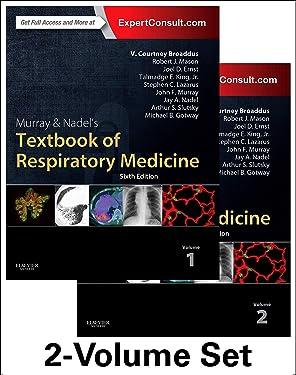 Murray & Nadel's Textbook of Respiratory Medicine, 2-Volume Set (Murray and Nadel's Textbook of Respiratory Medicine)
