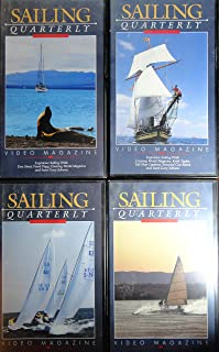 Sailing Quarterly Video Magazine Complete Volume Four numbers 1-4