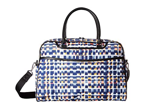 158977edf5f5 Vera Bradley Iconic Weekender Travel Bag at Zappos.com