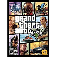 Deals on Grand Theft Auto V 5 (GTA 5) PC Digital