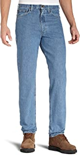 Carhartt Men's Five Pocket Tapered Leg Jean