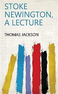 Stoke Newington, a lecture