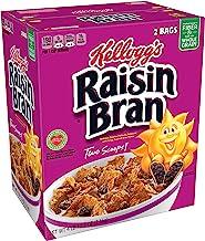 Kellogg's Raisin Bran Cereal, 76.5-Ounce Box