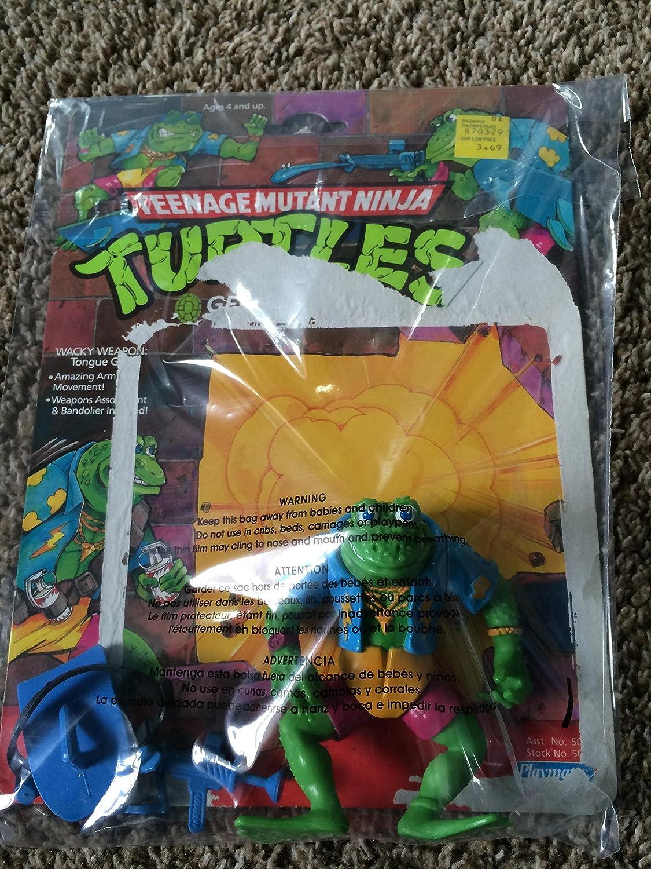 1989 Genghis Frog Teenage Mutant Ninja Turtles