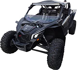 MudBusters fender flares mud flaps for the Can-Am Maverick X3 & X3 Max (X3 RS XL (Longer rear fenders))