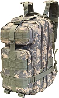 ZaxLand Tackle Bags Backpacks Military Waterproof Hiking Camping Trekking 3days