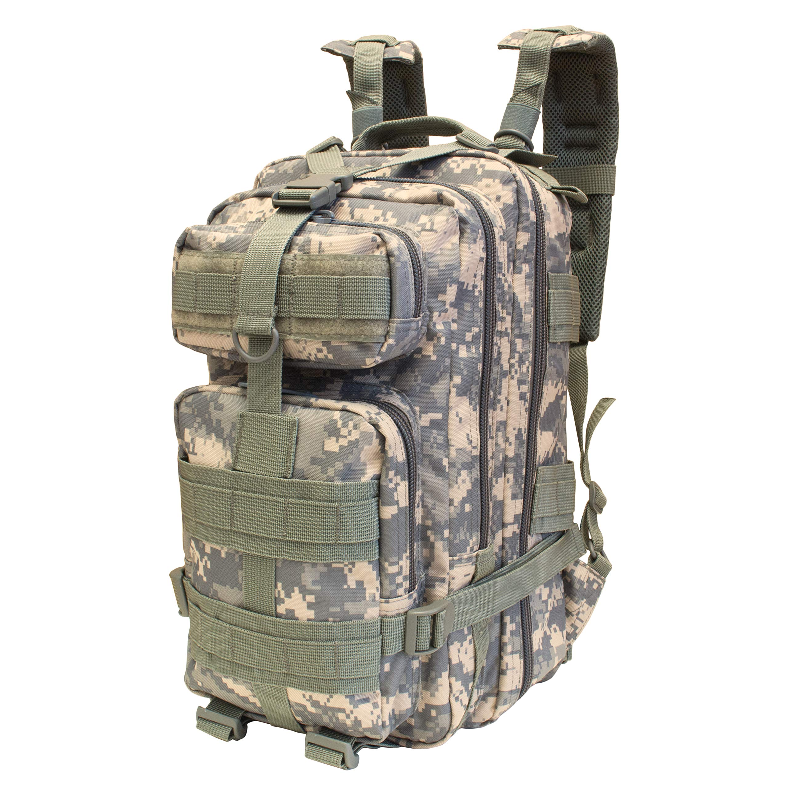 ZaxLand Military Backpack Waterproof Multicam