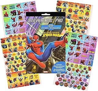 Spider-man Reward Stickers - 276 Stickers!