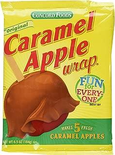 Best caramel apple wraps bulk Reviews