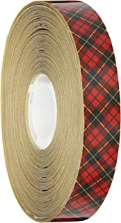 Scotch ATG Adhesive Transfer Tape 969 Clear, 0.75 in x 36 yd 5.0 mil (Pack of 1)