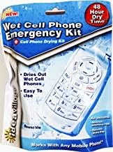 Wet Cell Phone Emergency Drying Kit - Reusable