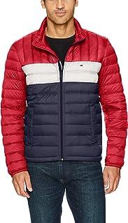 Tommy Hilfiger Men's Packable Down Jacket (Regular and...