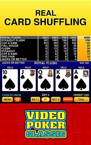 『Video Poker Classic ™』の3枚目の画像