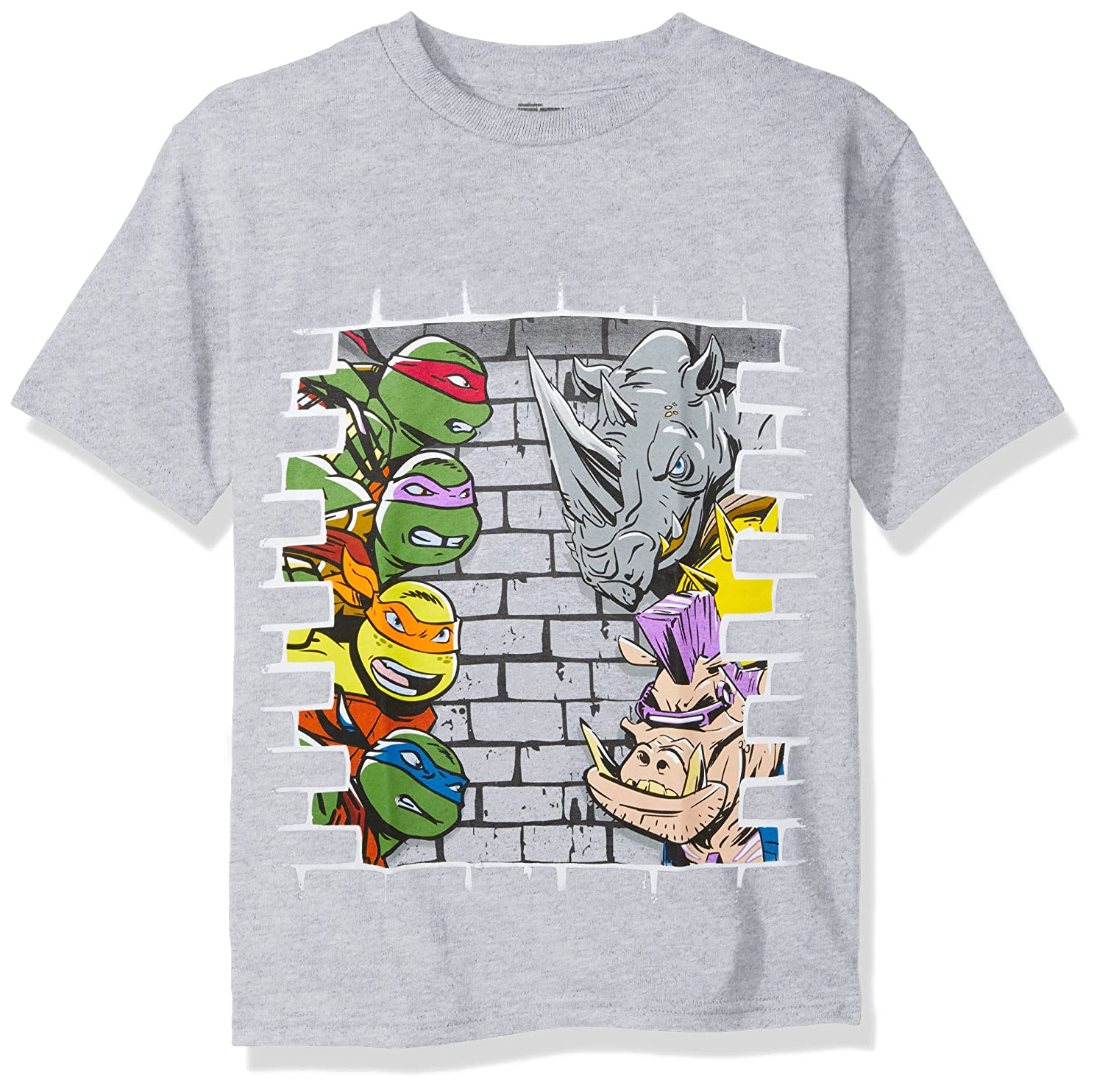 Teenage Mutant Ninja Turtles Boys' Tee Shirt