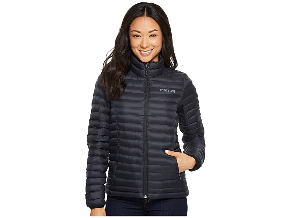 Marmot Solus Featherless Jacket (Black) Women