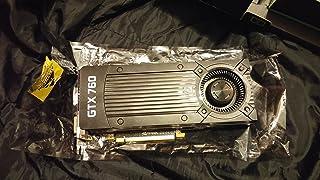 NVIDIA GeForce GTX 7602GB PCI Expressグラフィックスカード