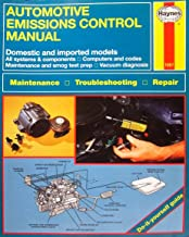 General Automotive Emissions Control Haynes Techbook