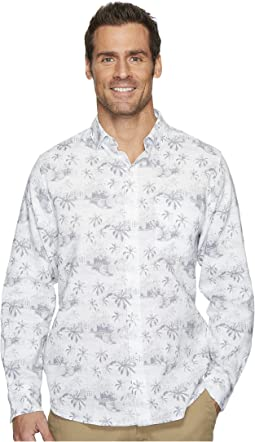 Tropical Toile Shirt