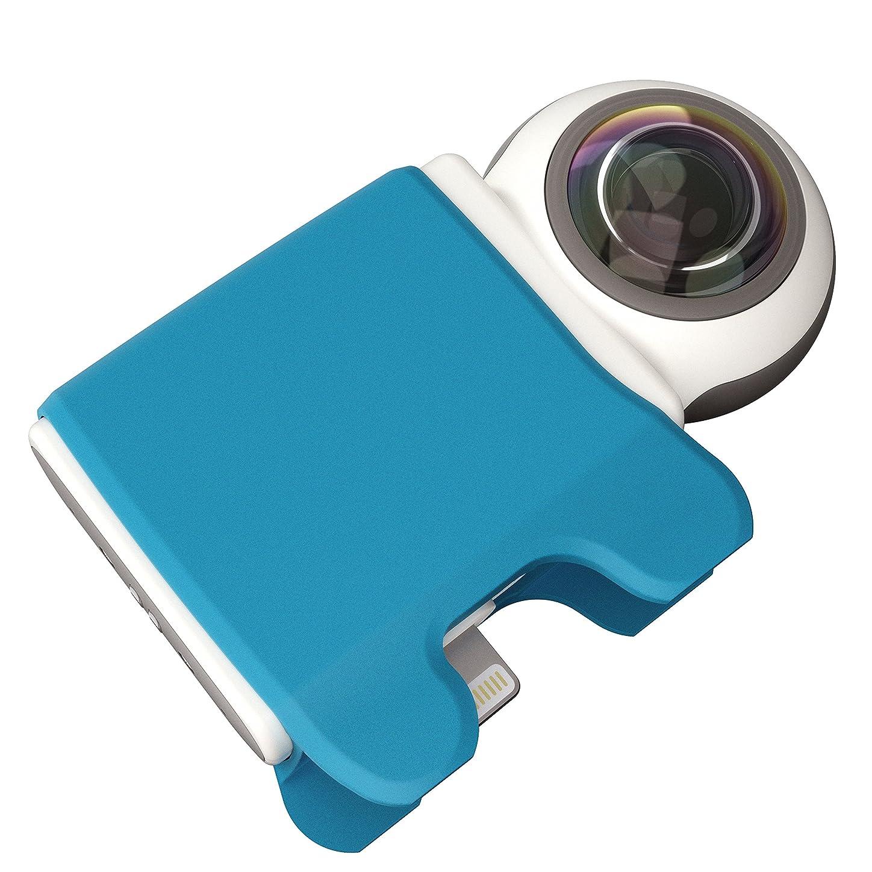 加入電気の違法iPhone 360度カメラ Giroptic iO (ジロプティック アイオー) 写真 動画 ライブストリーミング配信 VR撮影 簡単操作