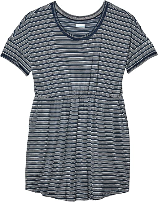 Collegiate Navy Stripe