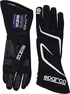 Sparco s00253211bi Kart Arrow 9.0/Gloves White 11