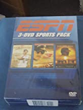 ESPN 3-DVD SPORTS PACK: FOUR MINUTES, 3, AND THE JUNCTION BOYS