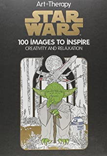 Art of Coloring Star Wars: 100 Images to Inspire Creativity and Relaxation [並行輸入品]