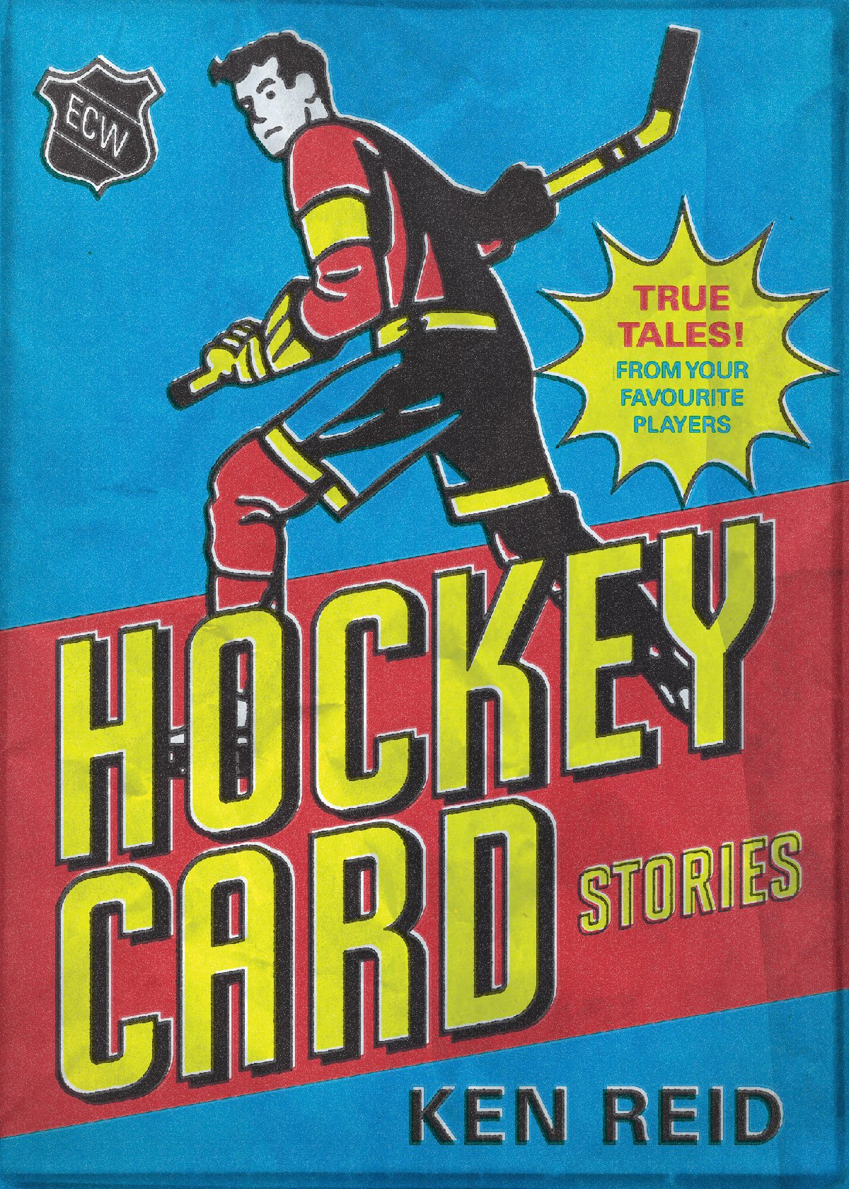 Hockey Card Stories (English Edition)