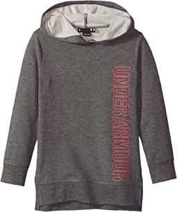 Under Armour Kids - Vertical WM Tunic Hoodie (Little Kids)