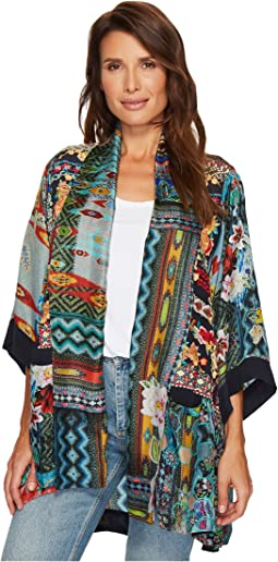 Johnny Was - Koben Canvas Embroidered Kimono