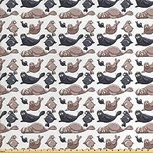 exotic animal fabric