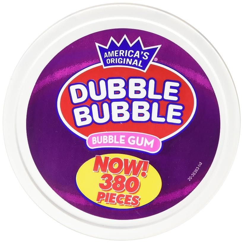 Dubble Bubble 380Count Tub - Fruitastic Flavors, 3LBS 12.3 OZ (1.71 KG)