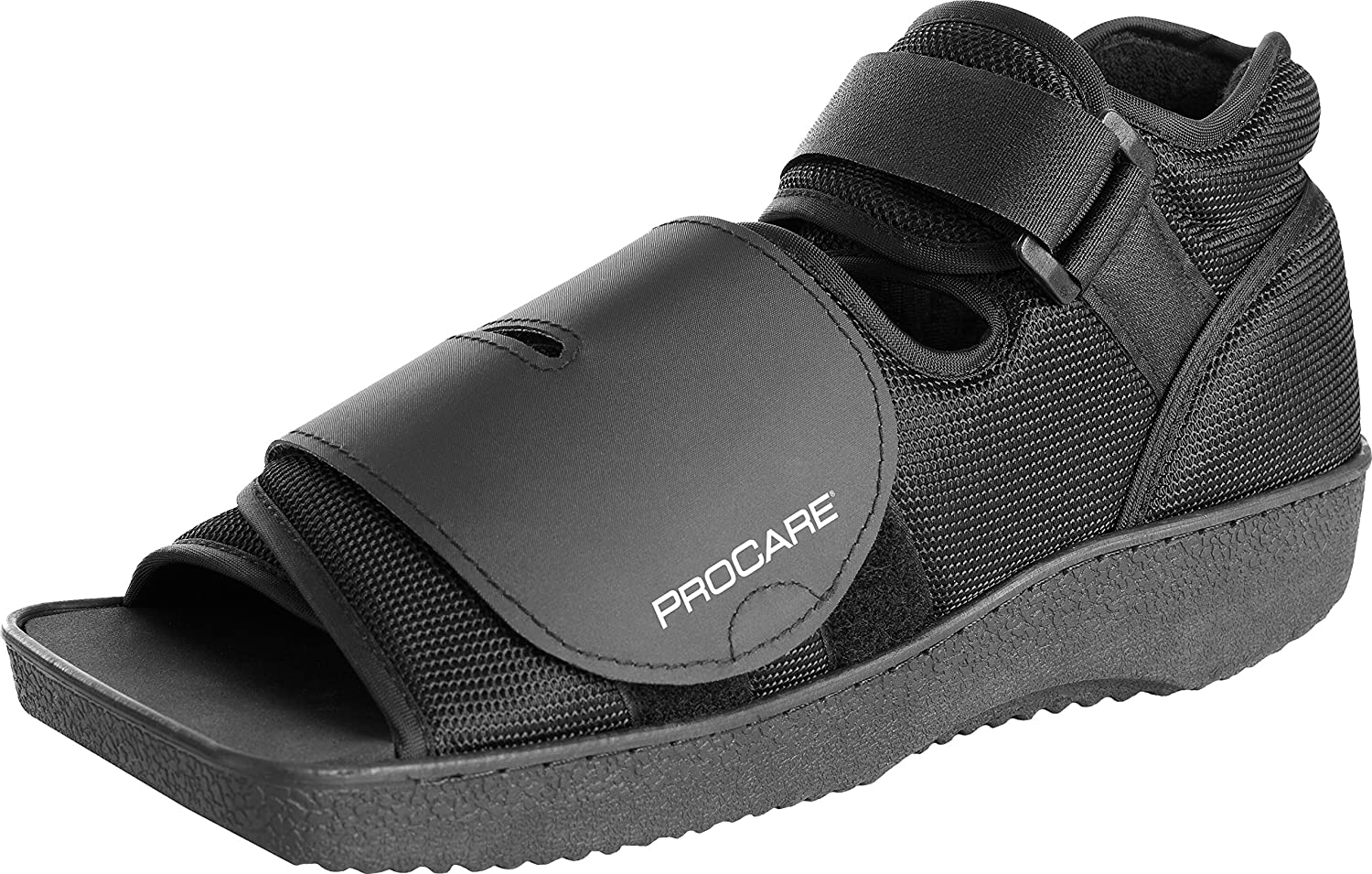 ProCare Squared Toe Post-Op shoes, X-Large (shoes Size  Men's 12.5+   Women's 13.5+)