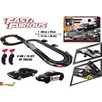 2 Fast 2 Furious R/T 1970 Ultimate Speed Raceway Slot Car Set
