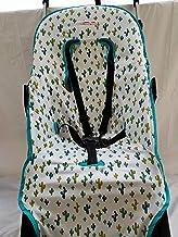 MOON-BEBE Funda fina de algodón para silla de paseo Bugaboo cameleon 2 y 3 (BLANCO)