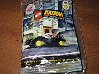 2008 MCDONALDS HAPPY MEAL TOY -- LEGO BATMAN THE VIDEOGAME #5