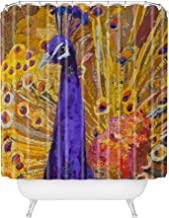 """Deny Designs Elizabeth St Hilaire Nelson Bird Of A Different Feather Shower Curtain, 69"""" x 72"""""""