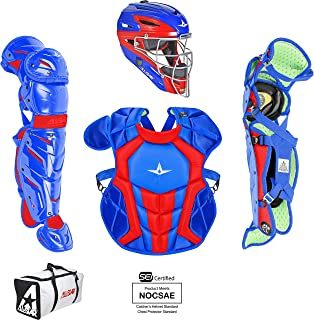 All-Star Intermediate System7 Axis Elite Travel Team Catchers Set