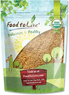 Best cold milled flaxseed costco Reviews