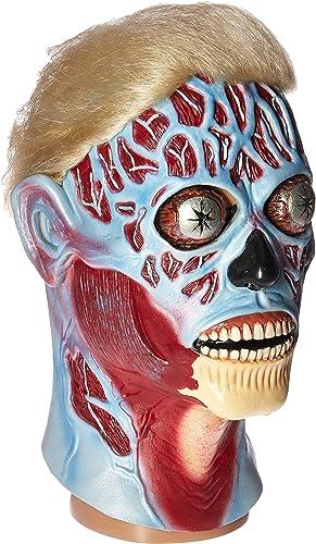venta al por mayor barato Trick Trick Trick or Treat Studios They Live Donald Trump Limited Edition Costume Mask  bajo precio del 40%