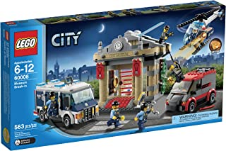 LEGO City Police Museum Break-in 60008