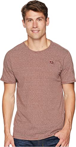 Hurley Static Short Sleeve Knit